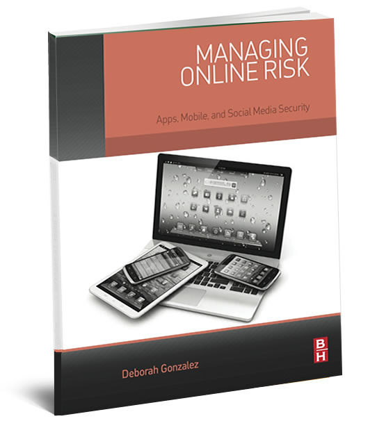 Managing Online Risks Book Cover